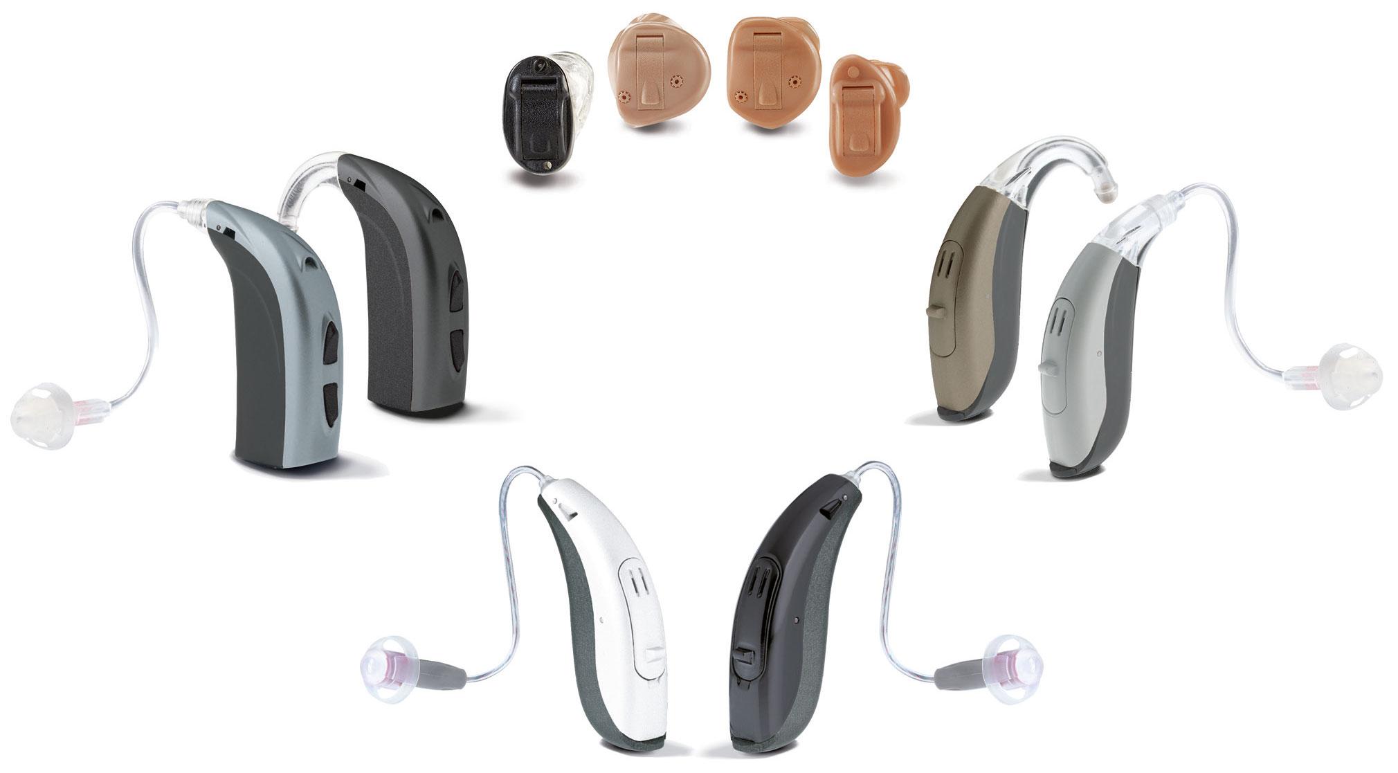 Digital Programmable Hearing Aids