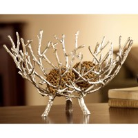 Decorative Gold Fruit Bowl Metal Basket - Buy Metal Fruit ...