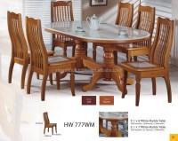 Modern design Asitico mesa de jantar e cadeiras de ...