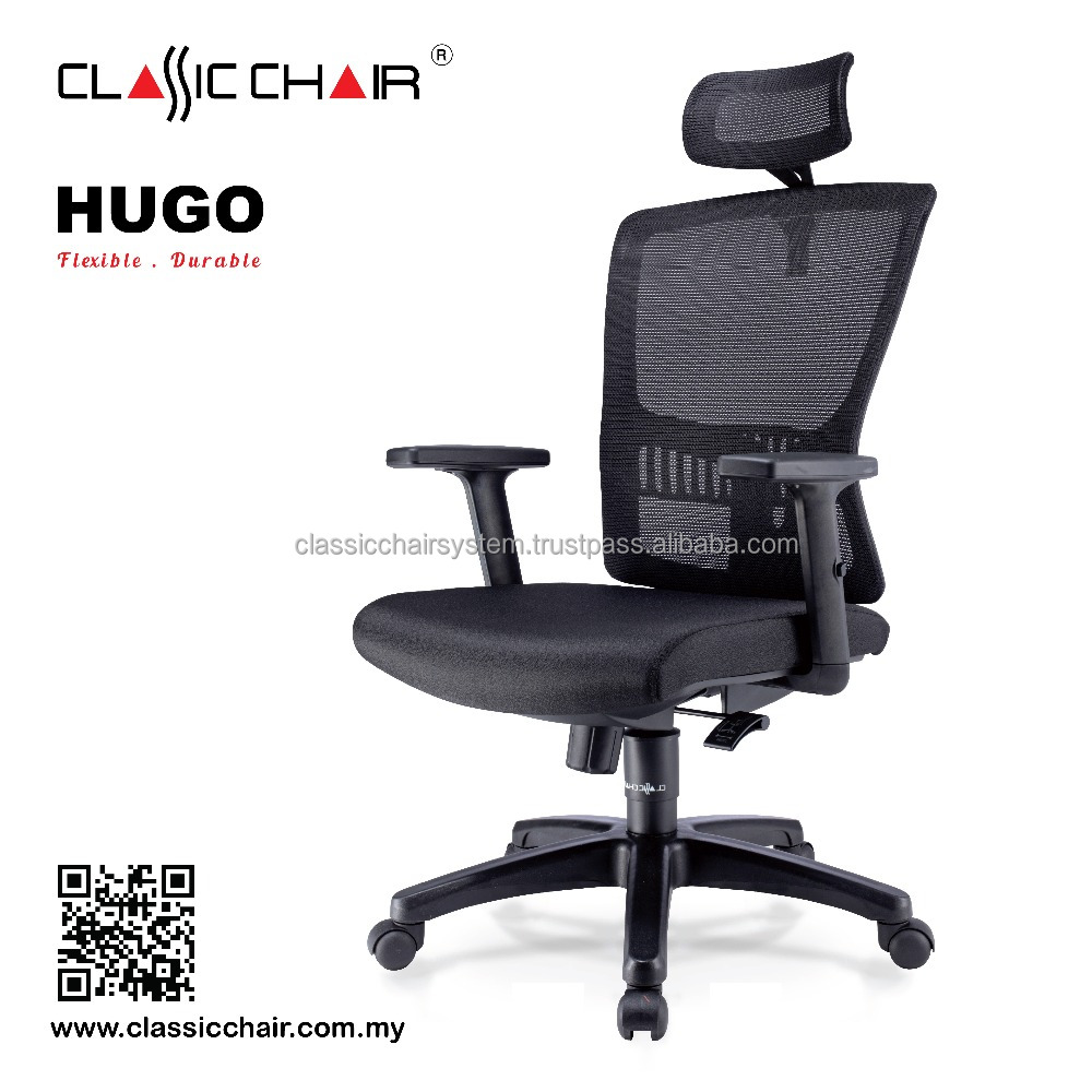 office chair malaysia japan design popular executive modern mesh with headrest