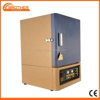 Energy Saving Heating Treatment Muffle Furnace/small Box ...