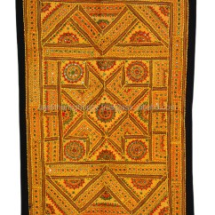 Office Chair Covers India For Weddings Ebay Hippie Cool Indian Fashion Tapestries Wall Hanging - Buy ...
