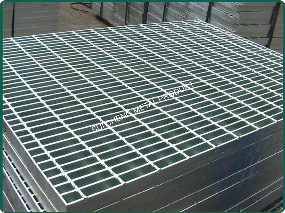 Guangzhou Welded Steel Grating/ Floor Drain Grate