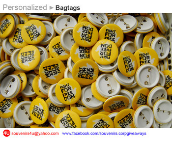 personalized button pins pin