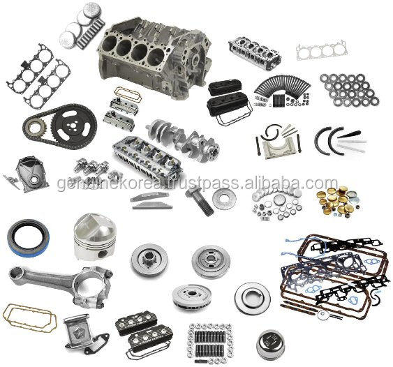DOOSAN EXCAVATOR ENGINE SPARE PARTS, View ENGINE SPARE