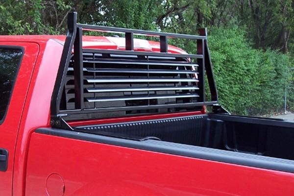 Universal Aluminum Pickup Truck Rear Window Protector
