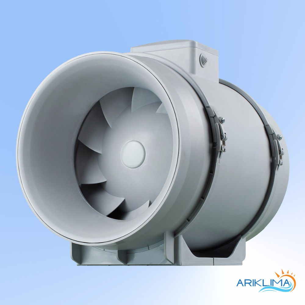 Industrial Plastic Ductless Exhaust Fan Bathroom To