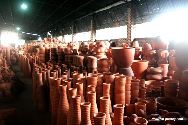 Decorative Terracotta Mini Garden Pot With Tray