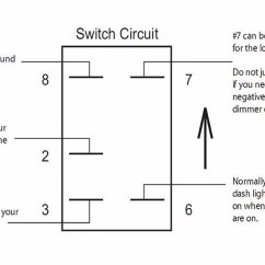 6 Pin Momentary Switch Wiring Diagram Sony Xplod Radio Pole Rocker Schematic Free Picture Manual E Books 4