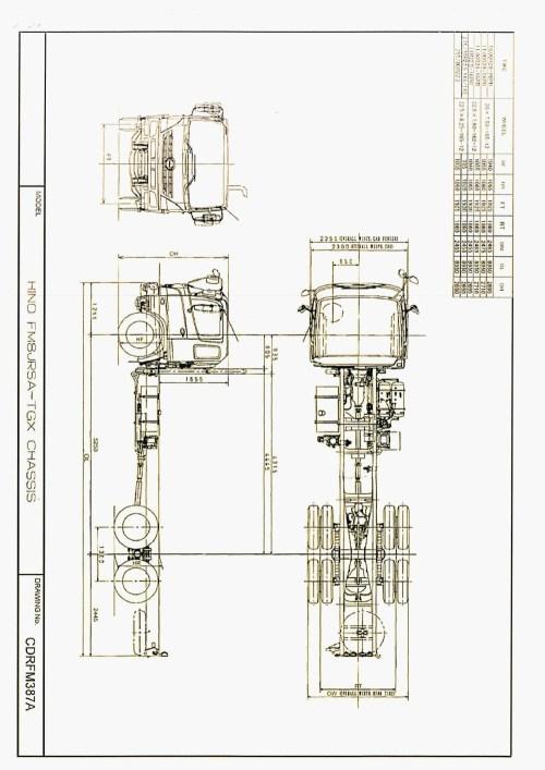 small resolution of hino truck 6x4