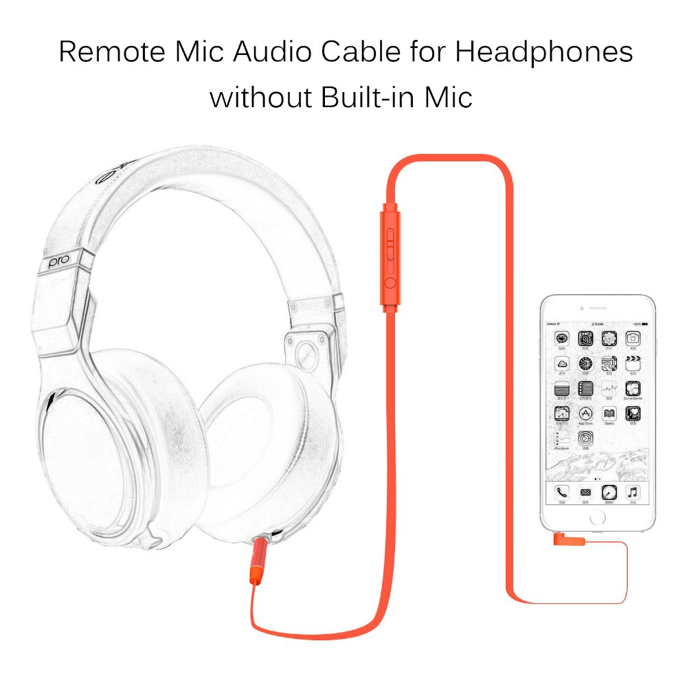 Jabees Hot Broad Compatibility Durable Tpe 3.5mm Audio