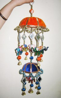 Indian Craft Elephant Door Hanging & Wall Hanging From ...