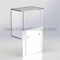 Smooth Surface Wall Mount Acrylic Boxes/wall Mounted ...