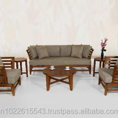 Design Of Wood Sofa Set Large Accent Pillows For India Wooden Designs Manufacturers And Suppliers On Alibaba Com