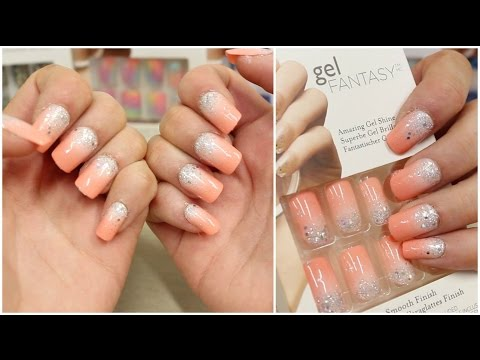 Get Ations How To Apply False Nails At Home And My Favourite Dramaticmac