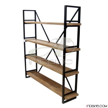 living room shelving unit table with chairs industrial units home furniture bookcases style buy bookcase