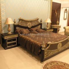 Alibaba Royal Chairs Jonathan Adler Wood Bedroom Furniture Beds Sets Sheesham Solid Premium Bed