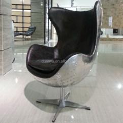 Jacobsen Egg Chair Leather Lenox Christmas Covers Modern Aviator Cover Aluminium By Arne