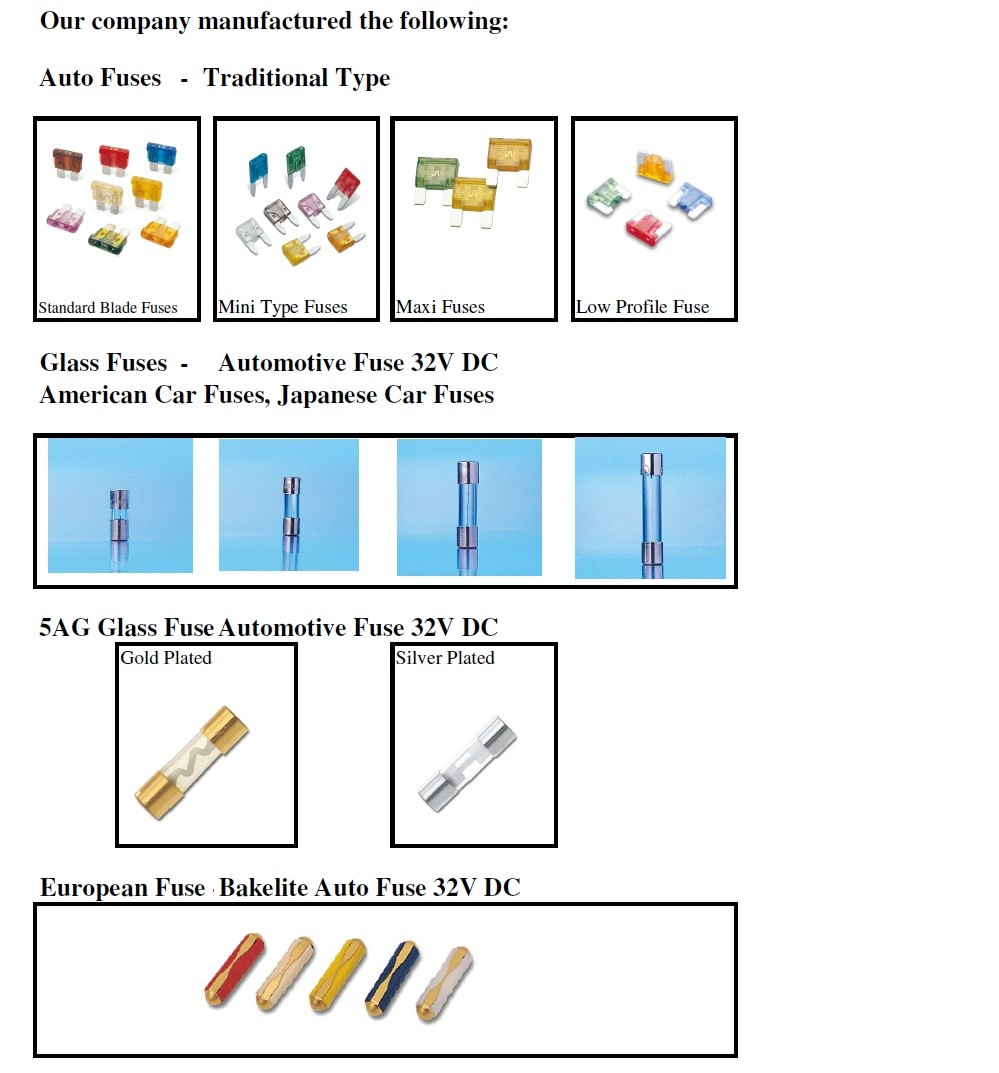 medium resolution of automotive fuse box holder terminal accessories for auto 02 jaguar x type fuses fuses on