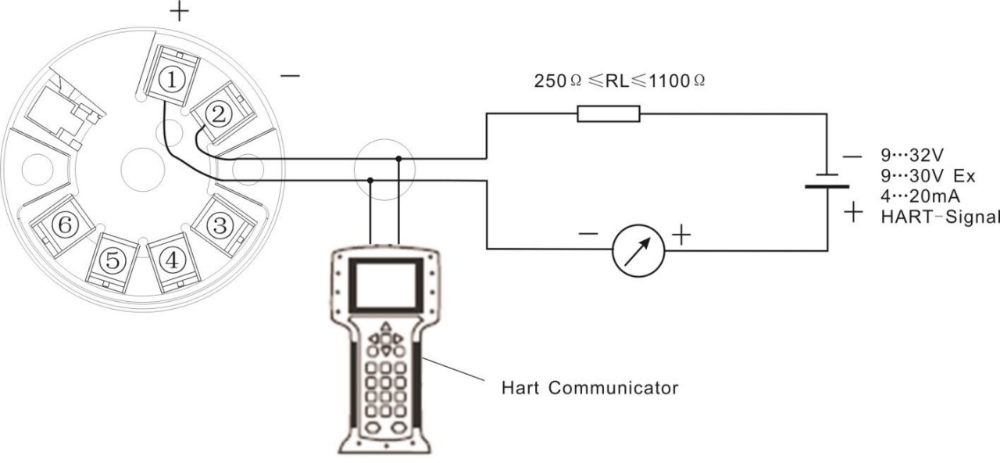 Smart Temperature Transmitter With Hart Protocol,Providing