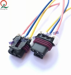 3 pin maf sensor pigtail connector wiring harness for gm ls1 lt1 lt4 5 7l [ 1000 x 1000 Pixel ]