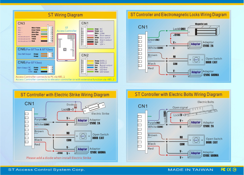 door access control wiring diagram sony car stereo cdx gt260mp rfid 16 floors elevator controller board for lift system - buy ...