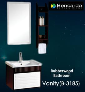 2015 High Quality Bathroom Furniture Bathroom Cabinet For Rubber Wood Bathroom Vanities Bencardo B 3185 Buy Bathroom Vanity Price Rubber Wood Bathroom Vanity Cheap Bathroom Vanity Product On Alibaba Com