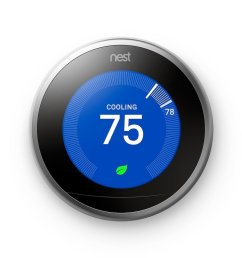 get quotations nest t3007es learning thermostat easy temperature control for every room in your house [ 1000 x 1000 Pixel ]