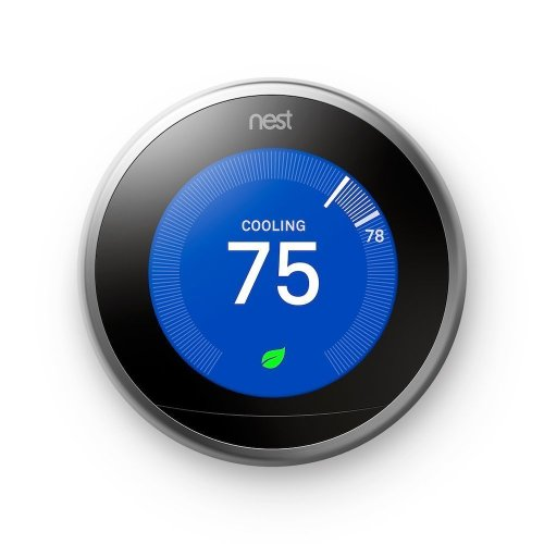 small resolution of get quotations nest t3007es learning thermostat easy temperature control for every room in your house