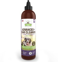 get quotations cat dog ear cleaner solution pet cleaning ear wash aloe 8 oz  [ 1500 x 1500 Pixel ]