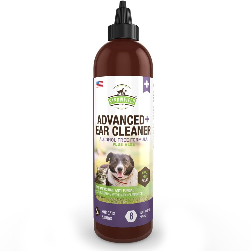 medium resolution of get quotations cat dog ear cleaner solution pet cleaning ear wash aloe 8 oz
