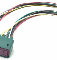 get quotations ford 6 0l 6 4l 7 3l diesel glow plug control module wire harness repair kit [ 1600 x 862 Pixel ]