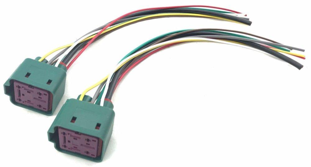 medium resolution of get quotations ford 6 0l 6 4l 7 3l diesel glow plug control module wire harness repair kit