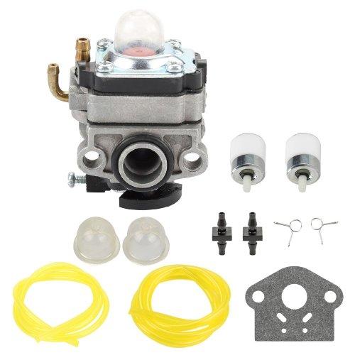 small resolution of get quotations panari 753 1225 carburetor with fuel line filter for mtd troy bilt tb415cs tb425cs tb465ss