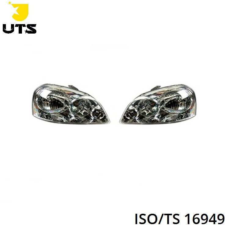 Auto Spare Parts Head Lamp Head Light For Chevrolet Spark
