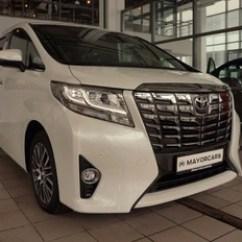 All New Alphard Executive Lounge Oli Mesin Grand Avanza 2016 2017 Toyota 3 5td 275 6at Export Ready