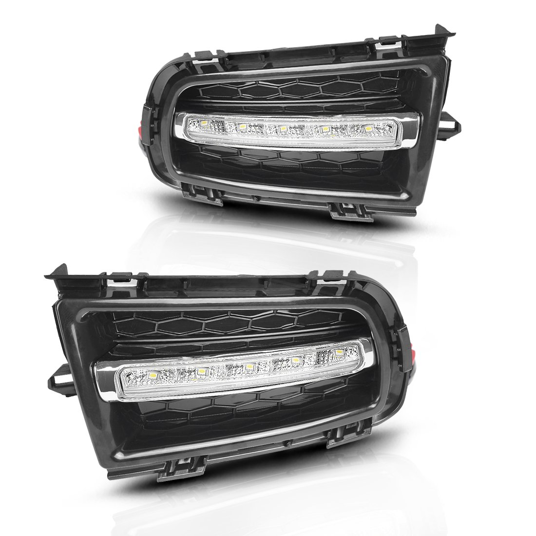 hight resolution of get quotations autosaver88 factory style drl led fog lights for mazda 6 2005 2006 2007 2008 led