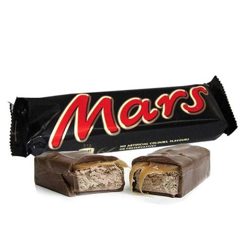 Image result for Mars حلويات