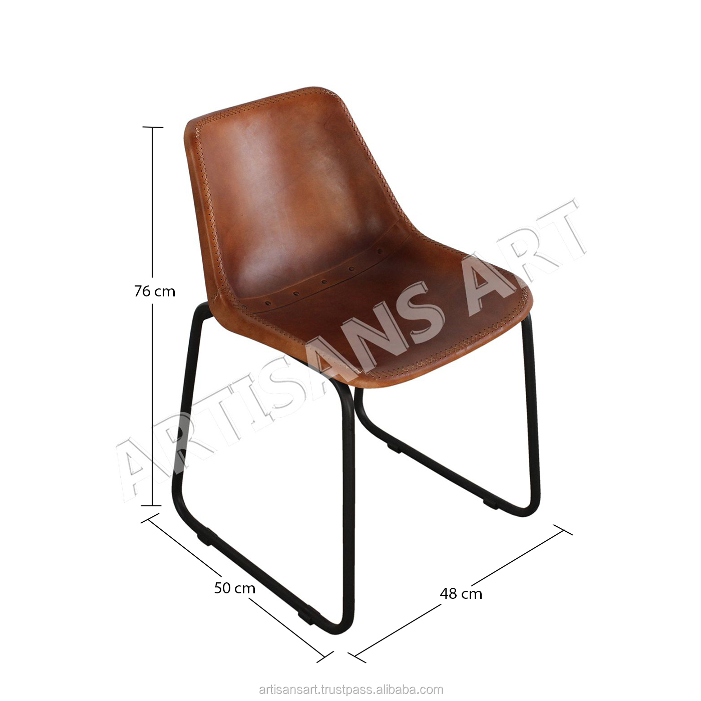 Discount Leather Chairs Industrial Leather Dining Chair Leather Cafe Chair Vintage Upholstery Home Furniture Buy Leather Chair Restaurant Chair Dining Leather Chairs