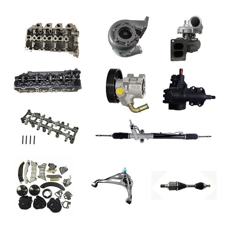 Hydraulic Power Steering Gear Box For Tundra Lhd 1999-2006