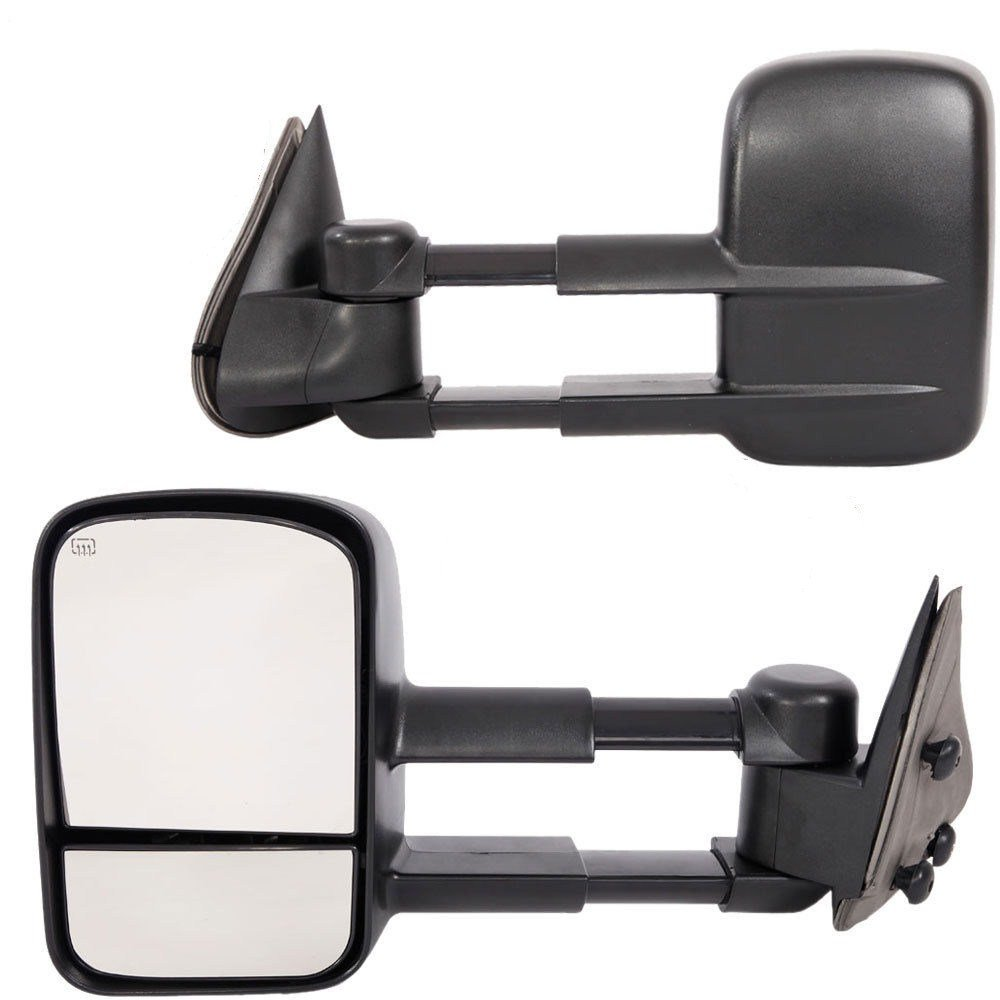 hight resolution of get quotations chevy towing mirrors for 2003 2007 chevy gmc avalanche silverado suburban tahoe sierra yukon
