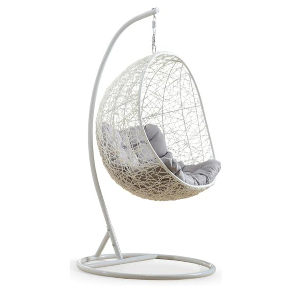 Egg Swing Chairs New Style High Quality Rattan Wicker Swing Chairs Outdoor Egg Hanging Chair Buy Outdoor Double Swing Chair Rattan Hanging Egg Chair Standing Egg