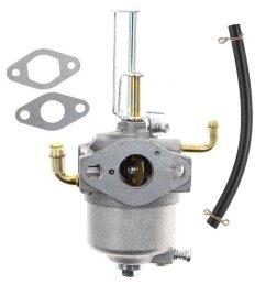 get quotations hqparts carburetor carb fuel filter for carburetor for toro 38587 38272 38282 38452 snow blower [ 1200 x 1200 Pixel ]