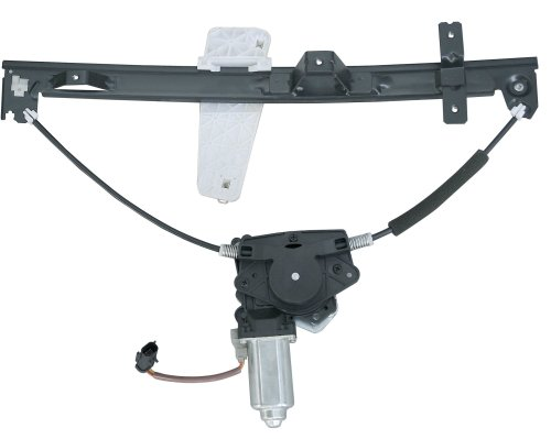 small resolution of get quotations viogi fit front driver left side power window regulator w motor for 99