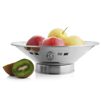 fruit basket for kitchen drawer cabinet base stainless steel wire