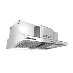 Kitchen Exhaust Vent Butcher Block Countertops Gas And Fume Range Hood Air Purifier Esp Electrostatic Precipitator