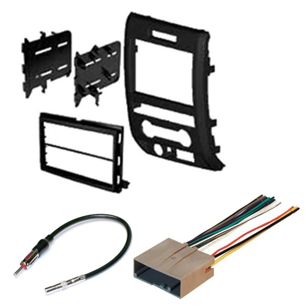 hight resolution of get quotations ford 2009 2012 f 150 car radio stereo radio kit dash installation mounting wiring harness