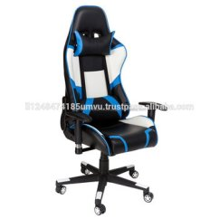Durable Office Chairs Maroon Desk Chair Moto Racer Gamer High Back Swivel Lift Leather Gaming Work Well Rocking