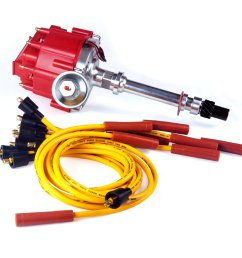 get quotations brand new compatible ignition distributor w cap rotor and spark plug wires ignition combo [ 1600 x 1600 Pixel ]