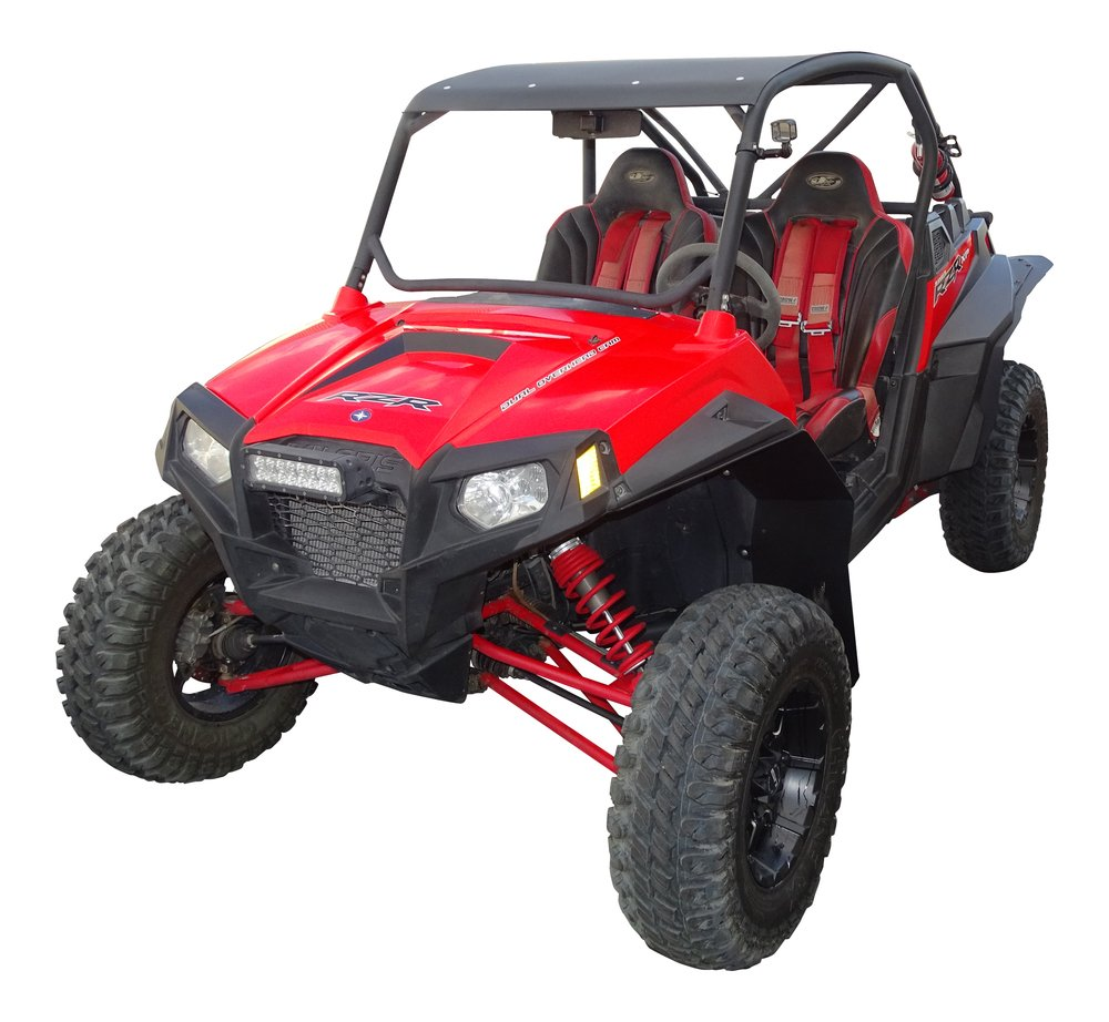 hight resolution of get quotations 2011 2014 polaris rzr xp 900 and xp 900 4 fender flares